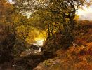 Cole_George_Vicat_Deer_In_A_Woodland_Glade_1862