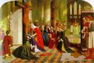 CollinsonJames_The_Renunciation_of_Queen_Elizabeth_of_Hungary_1848-50