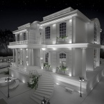 Classic House - 3D Modeling - Image 1